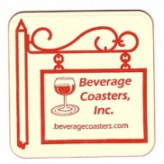 Beverage Coasters produces disposable paper coasters of different paper types like cellulose coasters, budget board coasters, and pulpboard coasters. If you're holding holiday celebrations, we have a variety of holiday coaster to choose from. If your business could use some advertising help, coasters are the perfect way to advertise. We sell wholesale custom coasters with custom paper choice and your logo printed on a coaster.