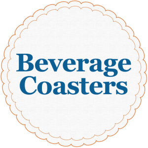 Beverage Coasters offers custom coasters for your business