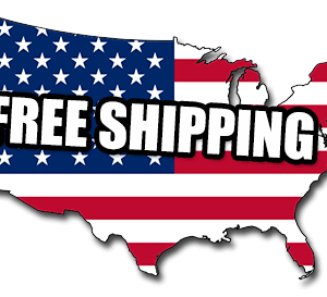 free shipping in the main united states